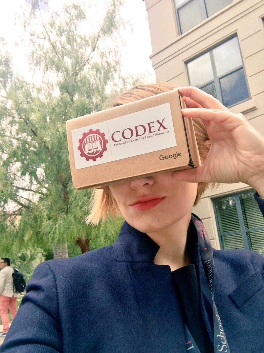 Thumbnail for CODEX Stanford Future Law 2016 Recap