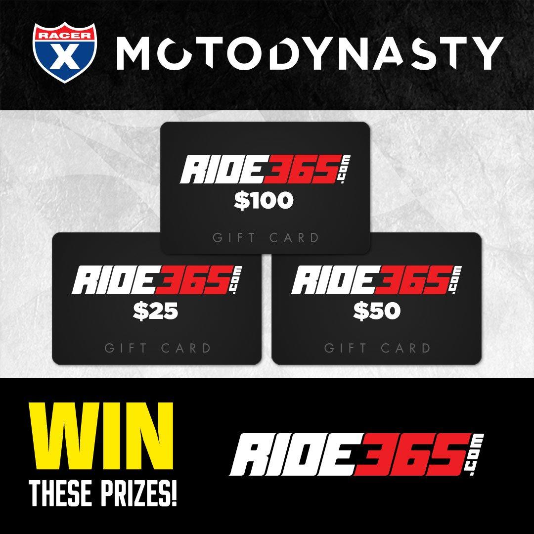 Motodynasty prizes