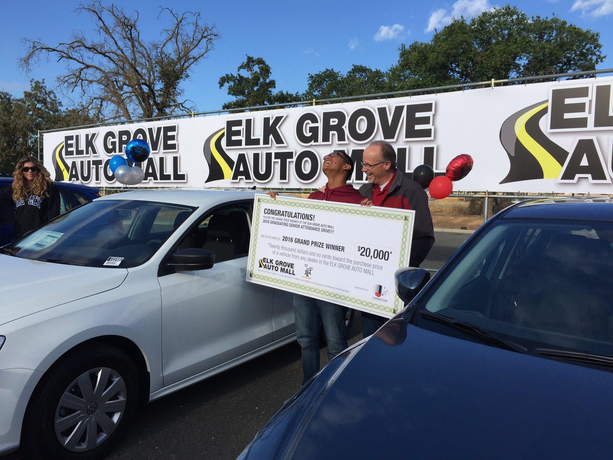 Elk Grove Automall >> Elk Grove Auto Mall On Twitter Congrats To Laguna Creek