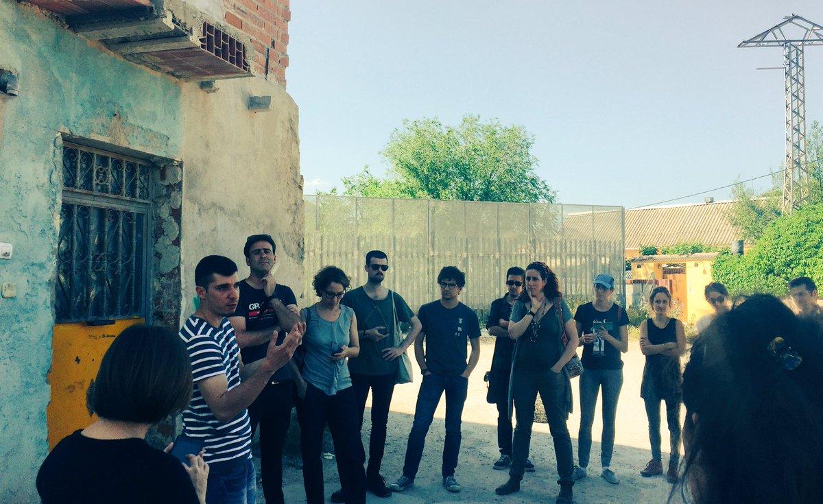 @asfecanada #VivimosCañada conociendo la historia de las gentes de la Cañada https://t.co/xbF9hFDtPb