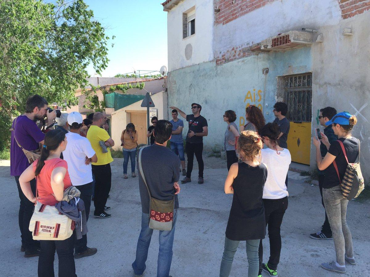 Comenzamos el paseo por el sector V de la Cañada Real Galiana #VivimosCañada @asfecanada @evArganzuela https://t.co/mlxVheVS6m