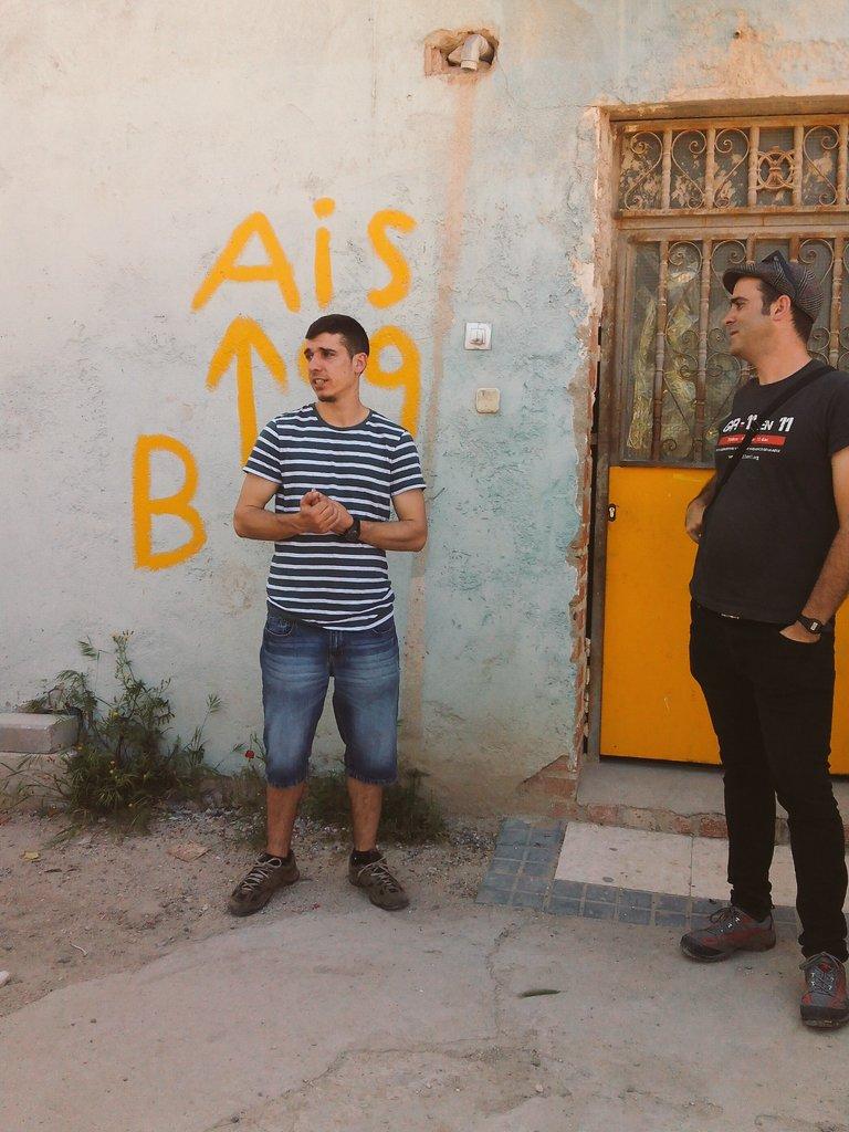 #VivimosCañada @evArganzuela @ASF_Madrid Héctor, q se identifica como 'cañadiense', nos cuenta cómo llegó aquí. https://t.co/TxW2aknYic