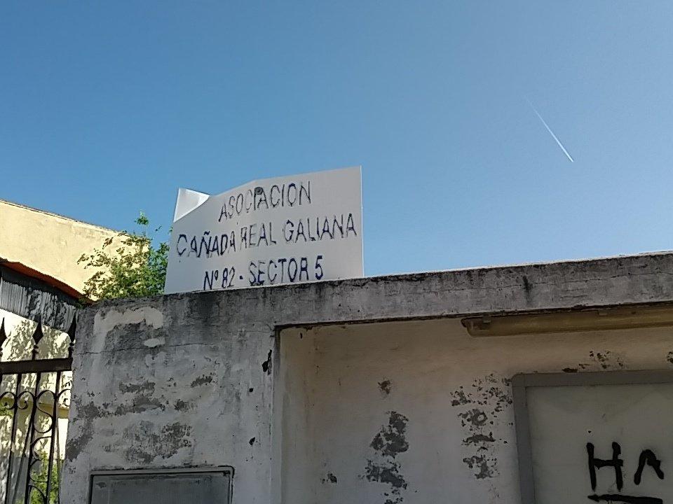Los vecinos se quejan del enfoque negativo que los medios dan sobre la Cañada.#vivimoscañada https://t.co/cm1ViUvLDv