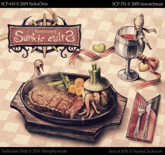 Sarkic Dining