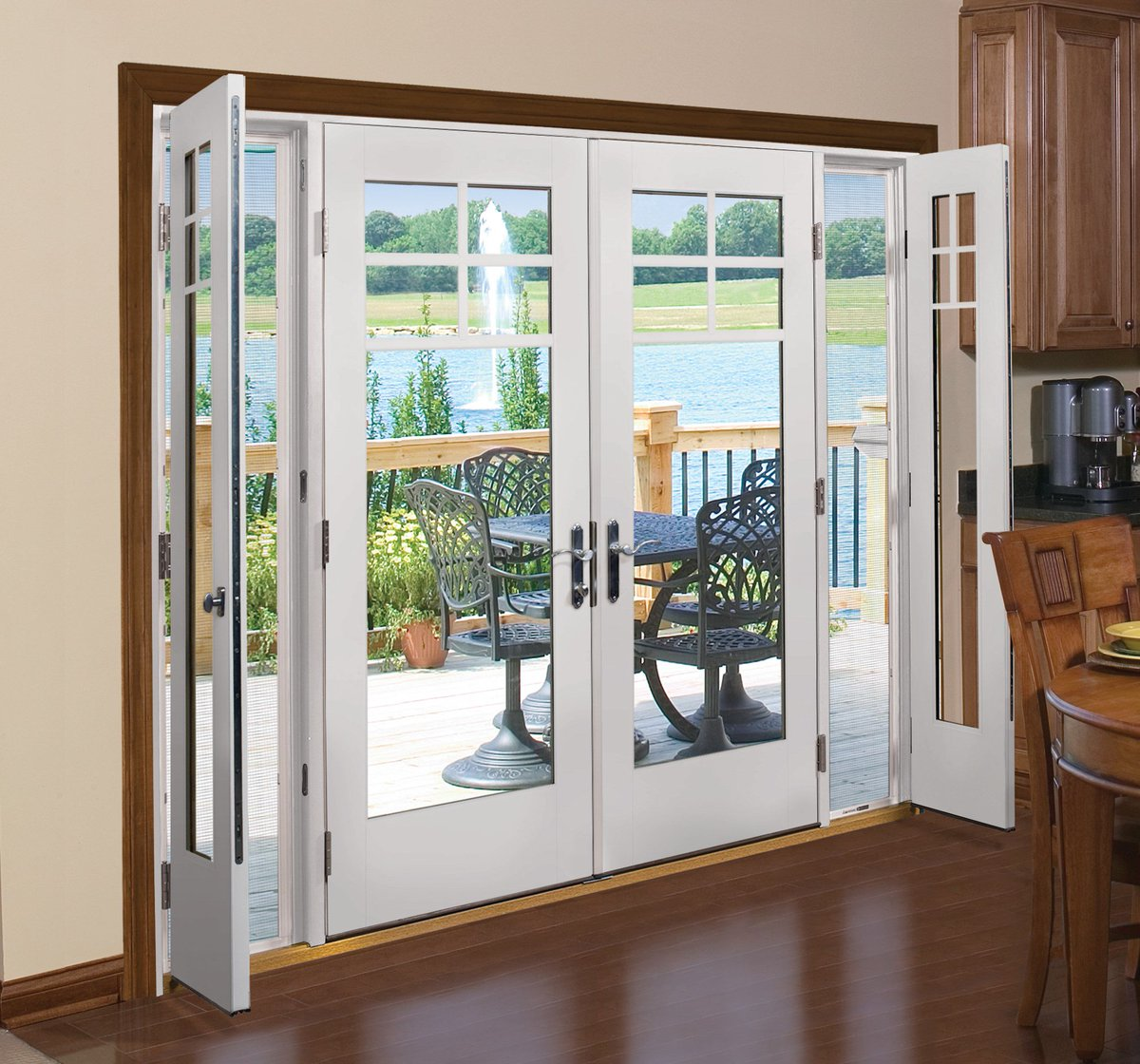 Alliance door pdcts alliancedoor twitter for 6 ft exterior french doors
