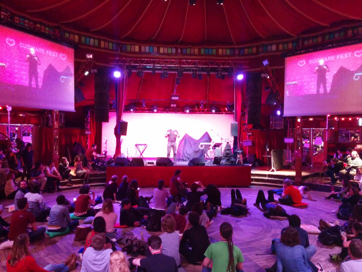 Yochai Benkler closing an amazing #osfest16 https://t.co/vCSNB9PJ4X
