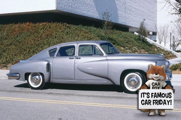 This Famous Car Friday sedan was the star in it's own movie. What was it? What would CARFAX say about the car? https://t.co/FQaw1ksYSU