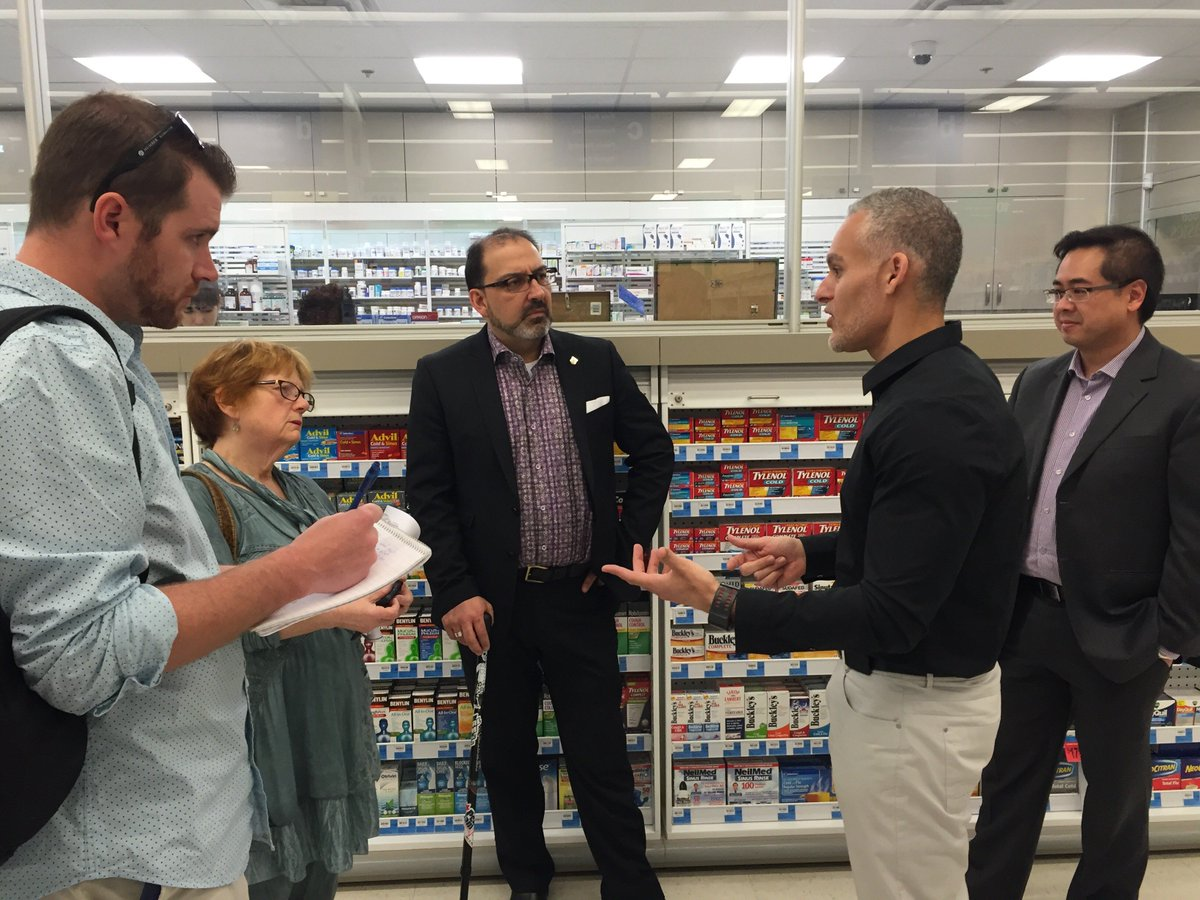 Healthcare Closer to Home Visits Metro Food Basic Pharmacy in Sudbury