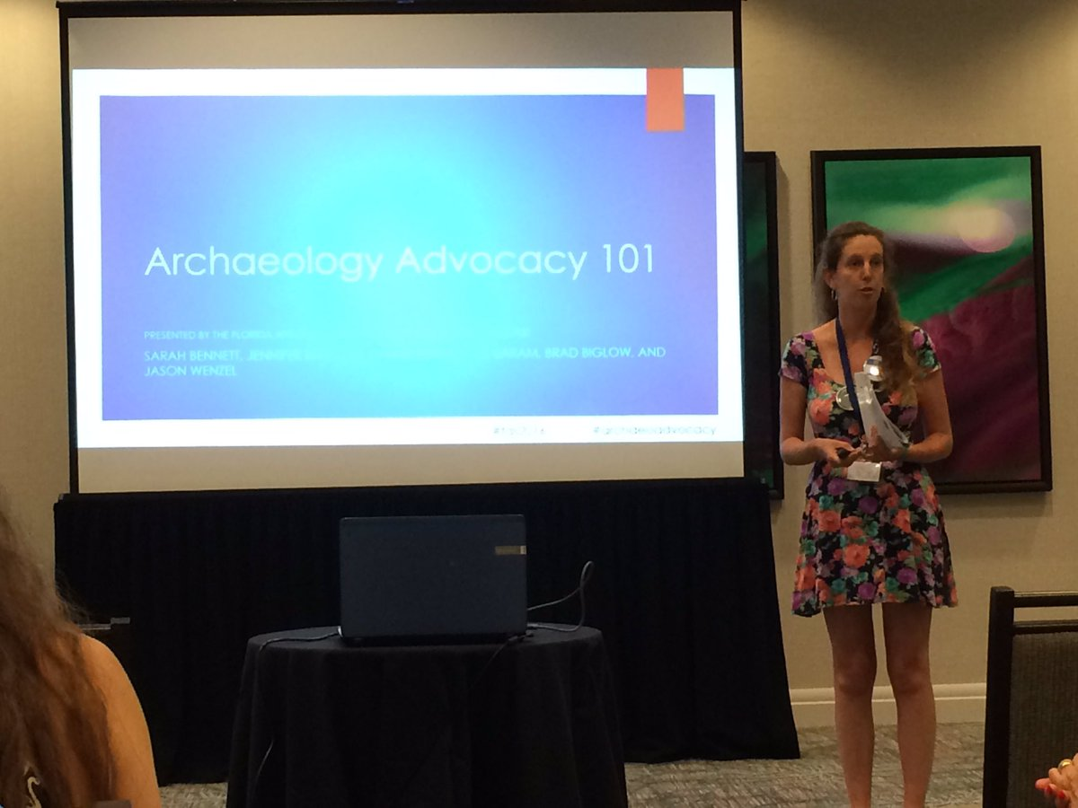 Thumbnail for Archaeology Advocacy 101