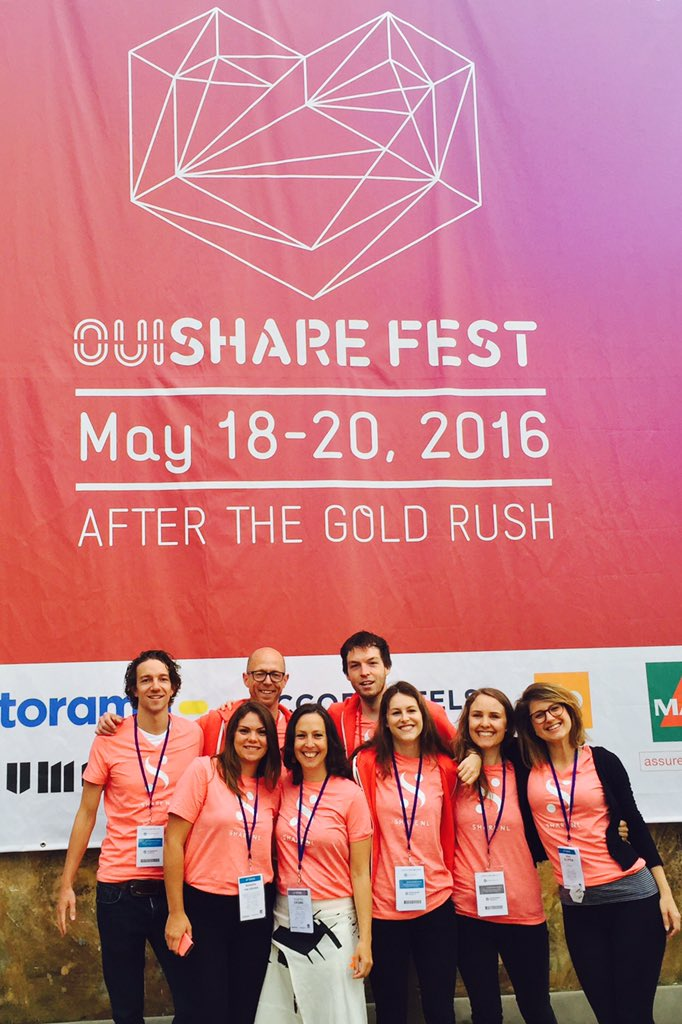 On behalf of team shareNL we thank @OuiShare for three terrific days. What a rush! /cc @SharingCity #OSFEST16 https://t.co/rUkl42fttH