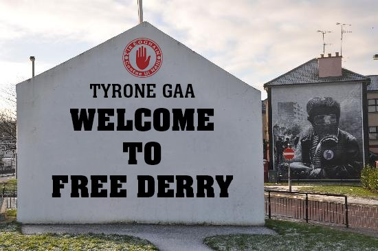 Doire CLG welcomes all @TyroneGAALive Gaels to our city and county this weekend for #ulster2016. #GAA https://t.co/jGqYXs6Ow8