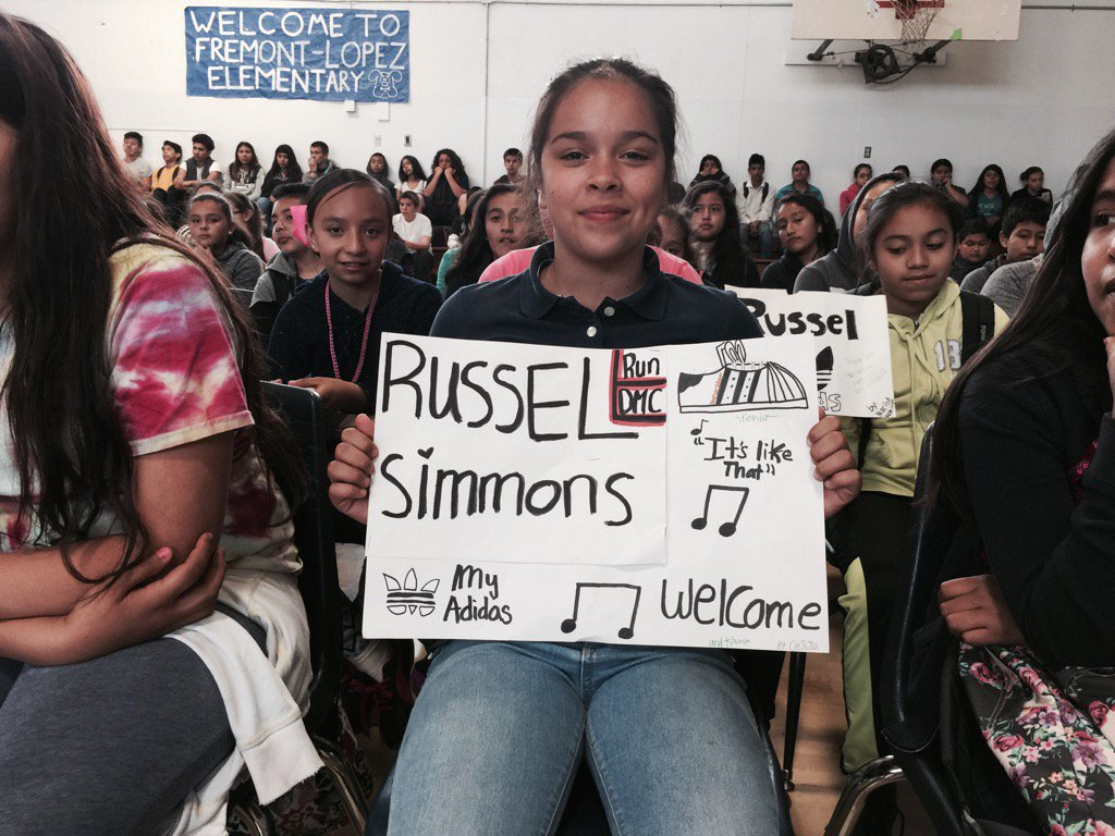 RT @MalissaShriver: Russell Simmons Turnaround Arts @TurnarndArtsCA #arts education #stockton unified https://t.co/eZoea0j3S4