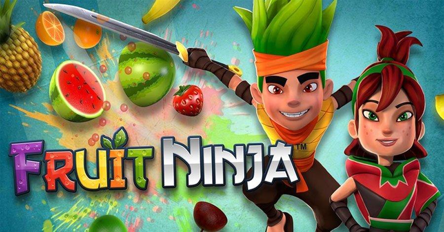 Fruit Ninja Movie In Development 1