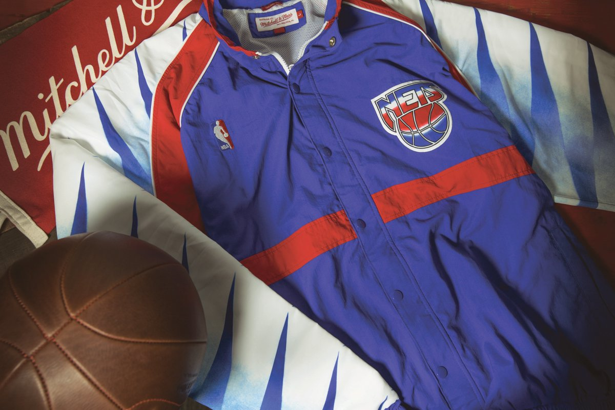 buy online 3e9cd 12ca1 Mitchell & Ness on Twitter: