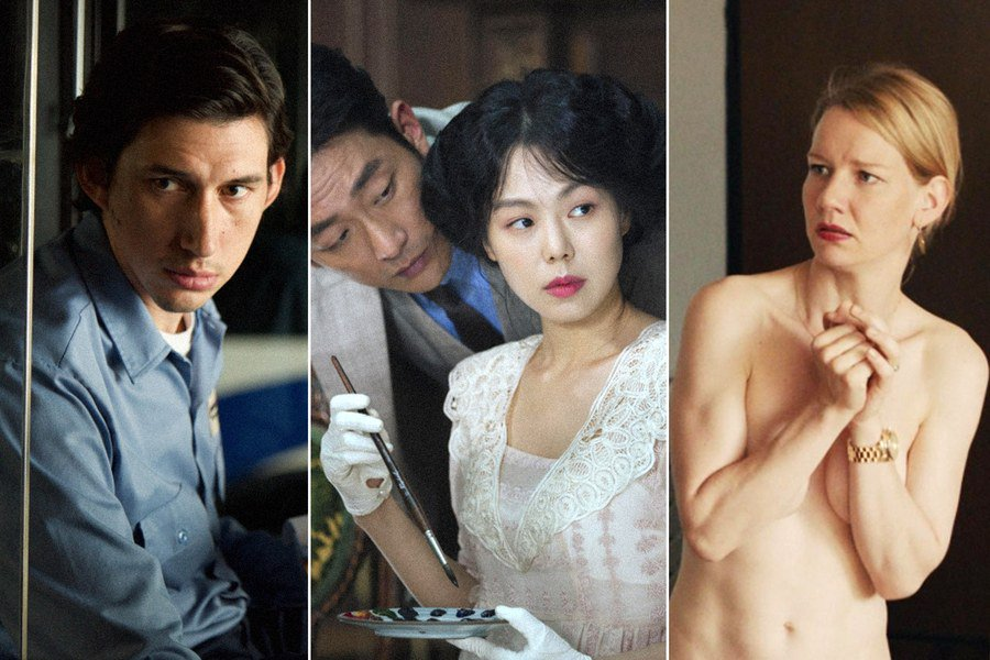 Five Of The Best Films At Cannes, From Korean Lesbian Sex To Adam Driver Waxing -6023