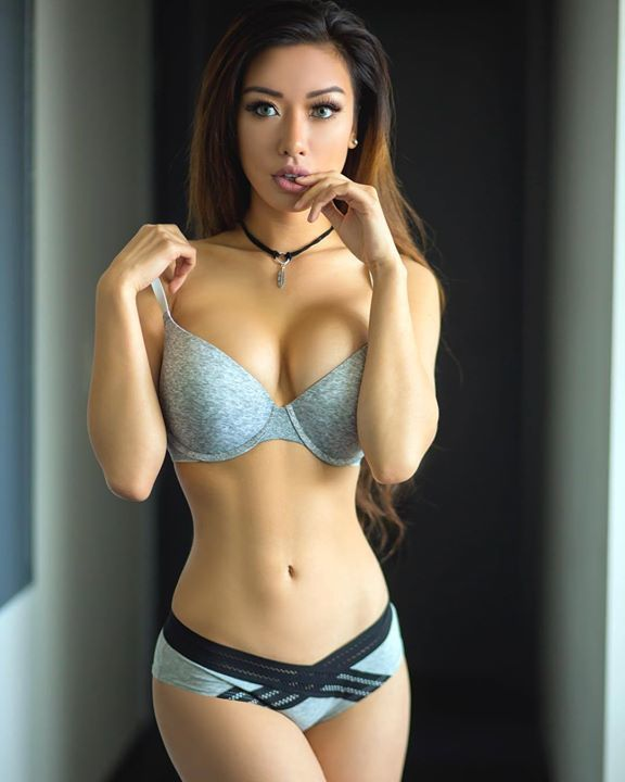 "Hot N Asian On Twitter: ""Insta: Lovelynnc [camera"
