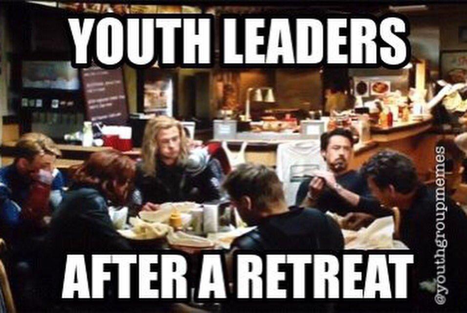 Ci8UdysUYAAPo9s youth group memes on twitter \