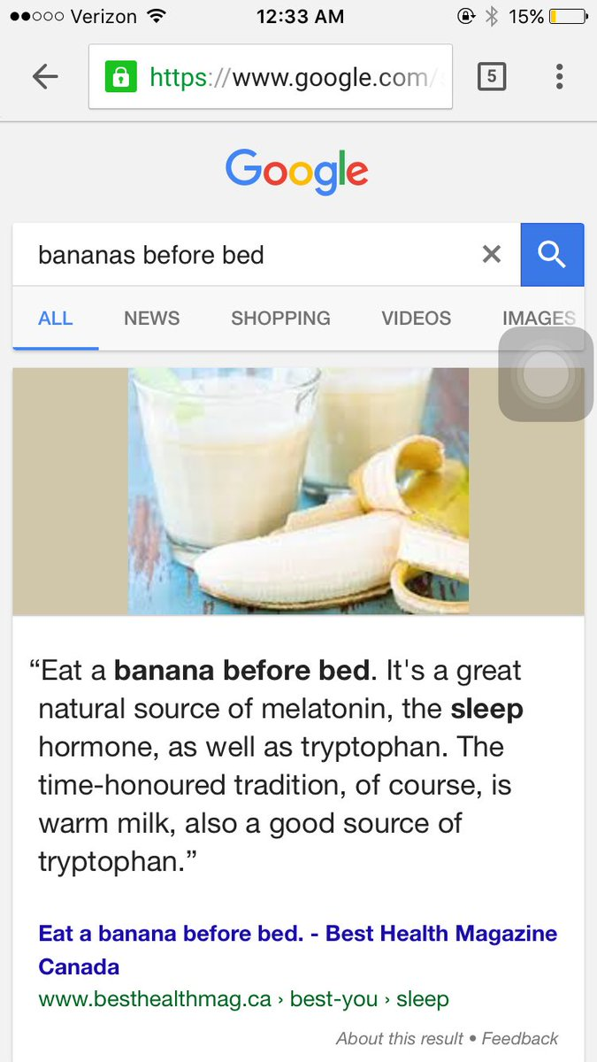 learn is eating a banana before bed bad for you sleep - 675×1200