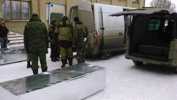 Террористы использовали 120-мм минометы на Мариупольском направлении. Вблизи Тарамчука работал вражеский снайпер, - пресс-центр АТО - Цензор.НЕТ 5574