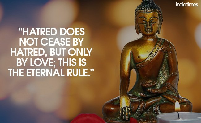 Indiatimes On Twitter 15 Quotes Of Lord Buddha That Will Give Us