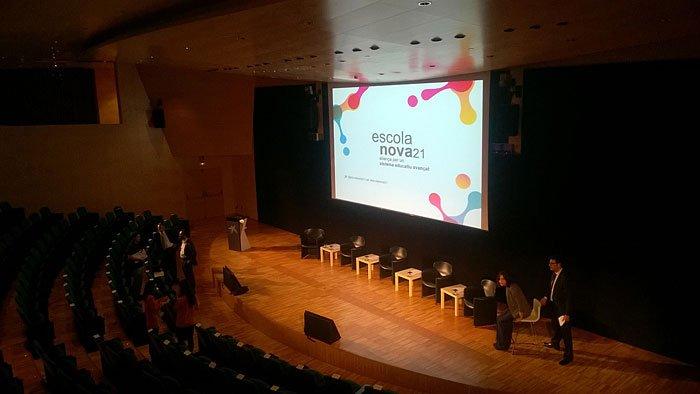 Thumbnail for Jornada Escola Nova 21: Aliança per un sistema educatiu avançat