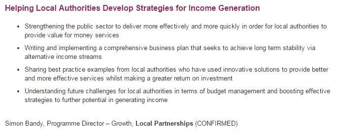 RT @InsideGovt Case Study Confirmed @LP_localgov on #generating #income and #maximising #returns https://t.co/EQAuiXKfxJ