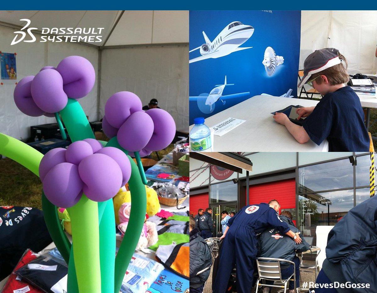 7 mai à Colmar l'équipage pour #RevesDeGosse continue avec son stand & l'accueil des enfants https://t.co/4KIl1emQJo https://t.co/cBhLsBXofv
