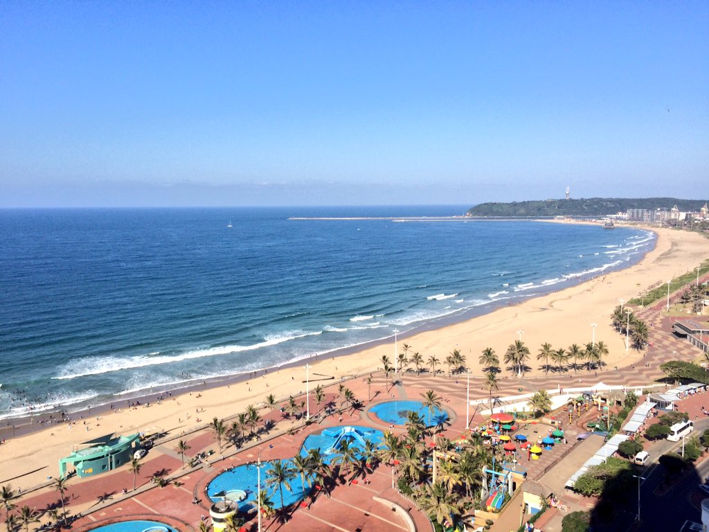 Can't say it enough how lovely Durban and its people are. Thank you #INDABA2016 for all the #Afritravel inspiration! https://t.co/vXnOTekAAB
