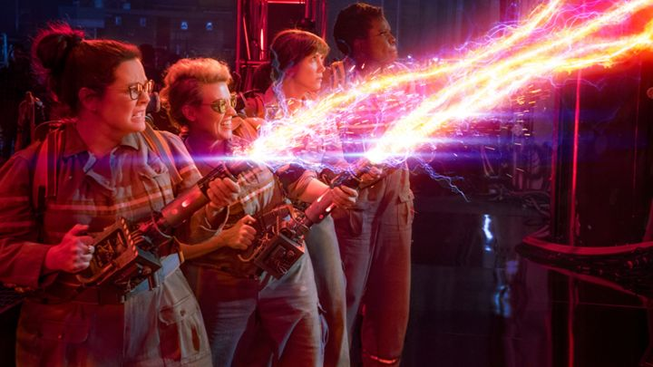 'Ghostbusters': Cross the Streams at Virtual Reality Experience