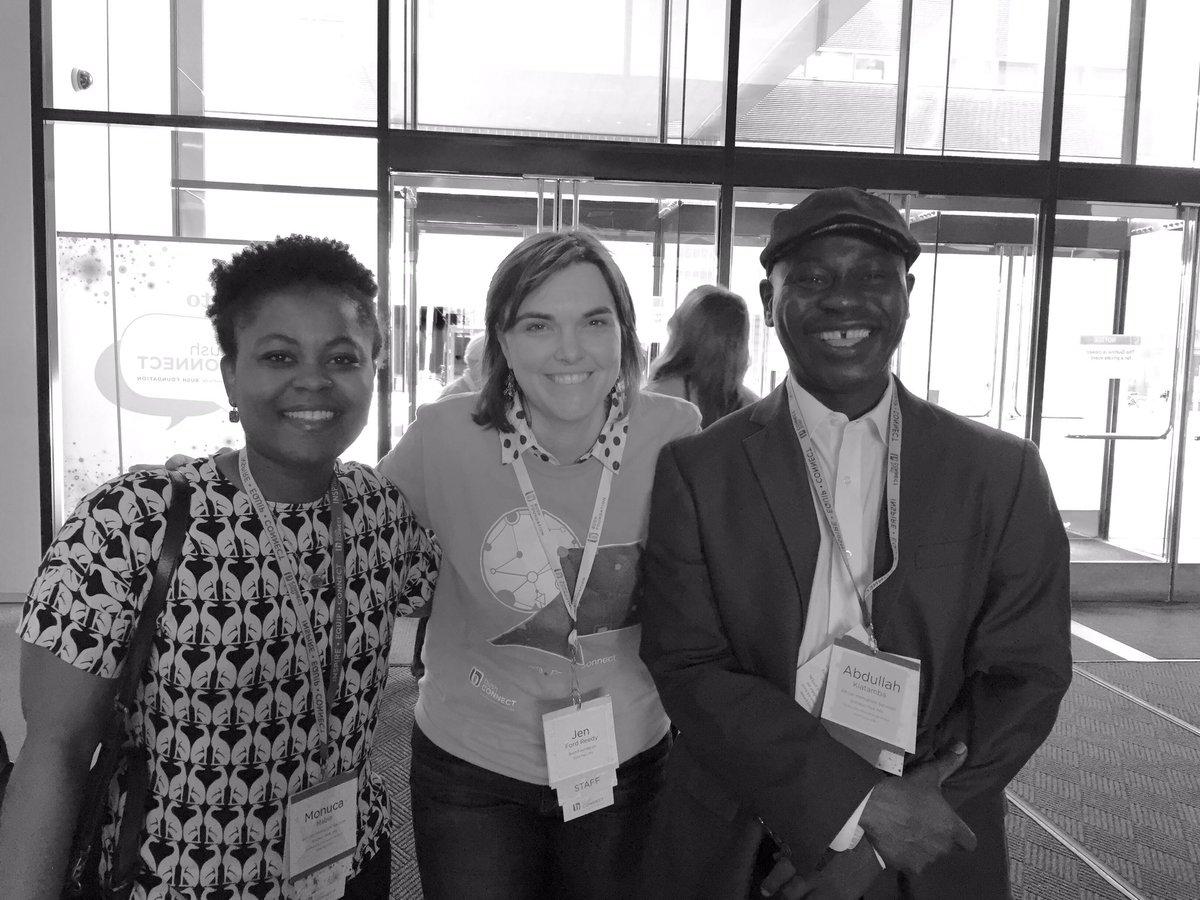 AIS team @MhHabia & @akiatamba w/@BushFoundation @fordreedy at #bushCON https://t.co/ROghGGoGgv