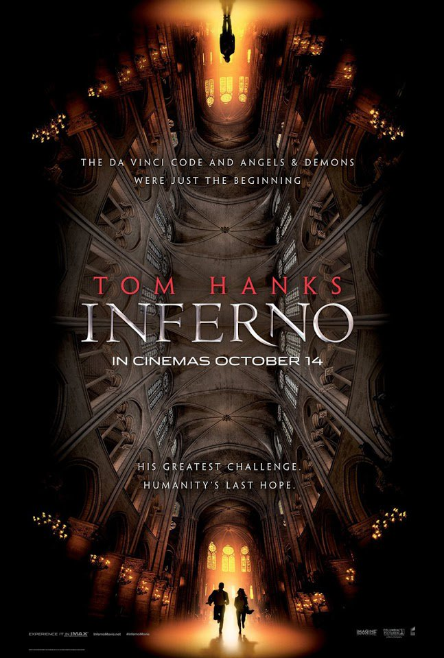 Inferno Trailer Featuring Tom Hanks 3