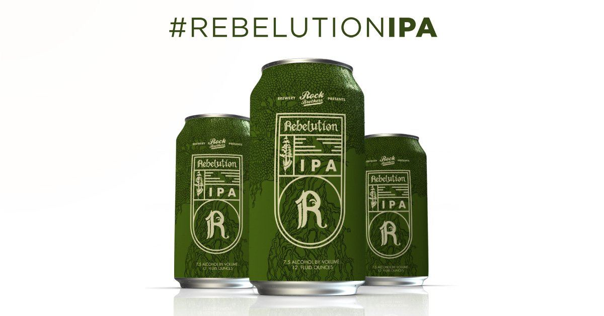 Rebelution, Rock Brothers Brewing to debut new craft beer at St. Petersburg festival