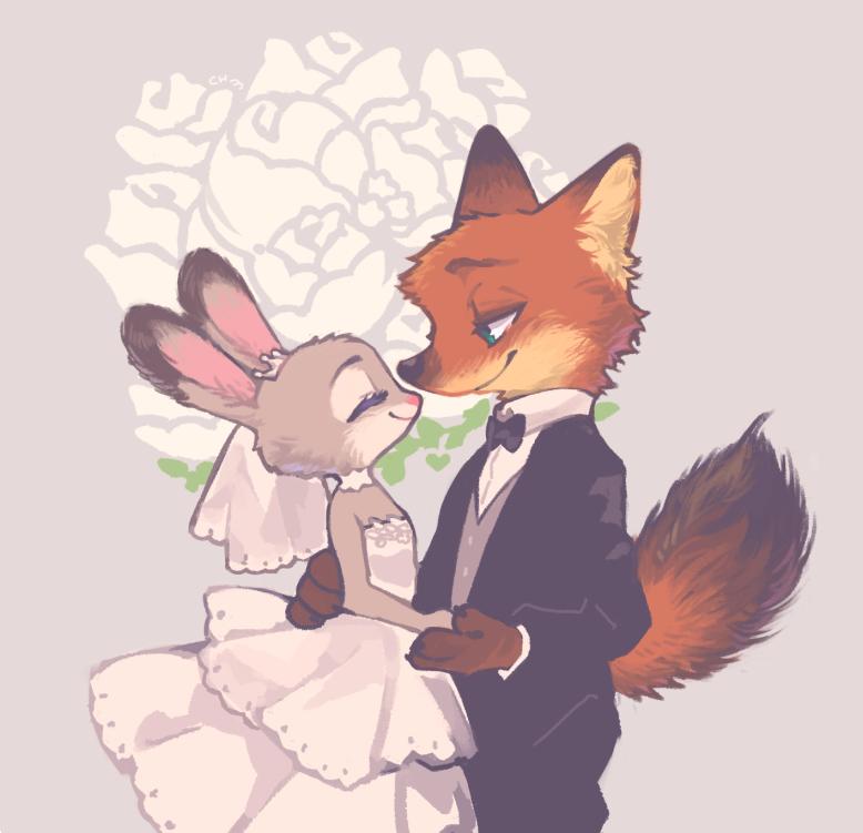 ニクジュディ結婚して・・・
