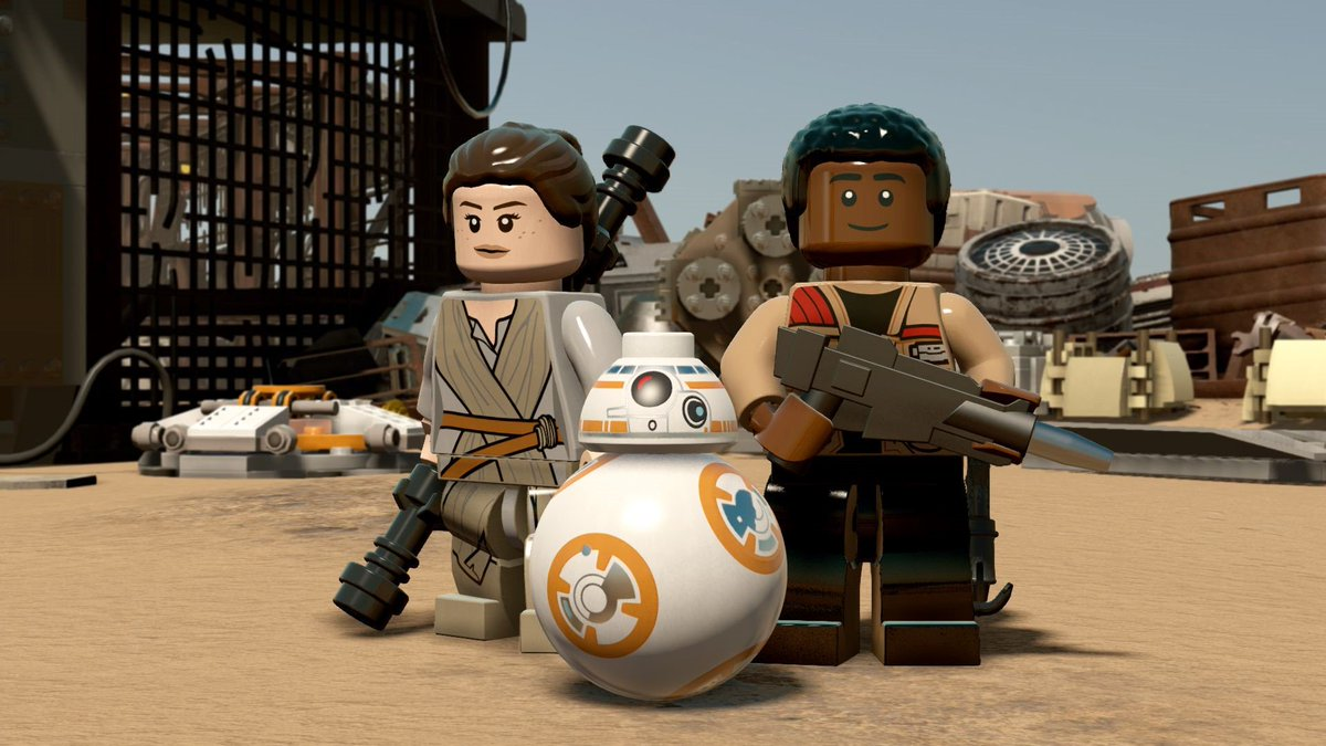 LEGO Star Wars: The Force Awakens DLC
