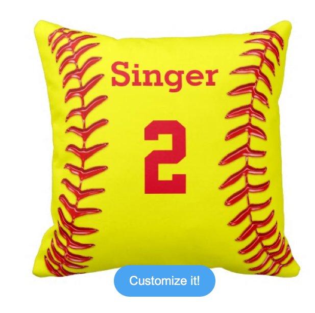 Little Linda Pinda On Twitter Personalized Softball Gifts