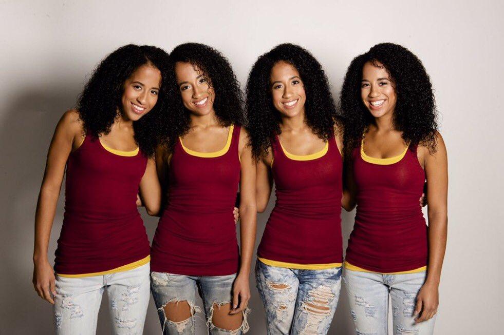 Darius Benson On Twitter Identical Quadruplets Got Me Messed Up