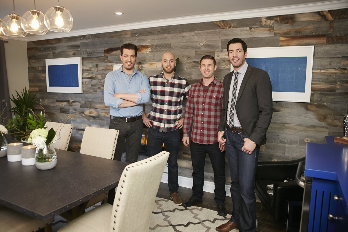 Sanders and co sandersandcore twitter for Property brothers online episodes