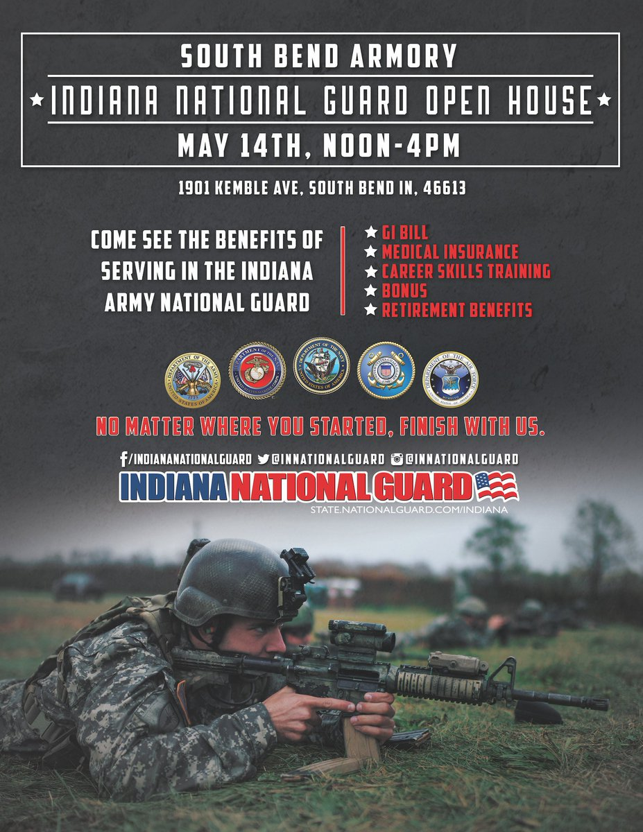 Indiana National Guard on Twitter: