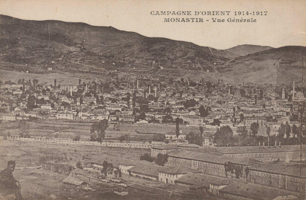 Mais pendant la #1GM Bitola s'appelait Monastir. https://t.co/95eDBt0j9P