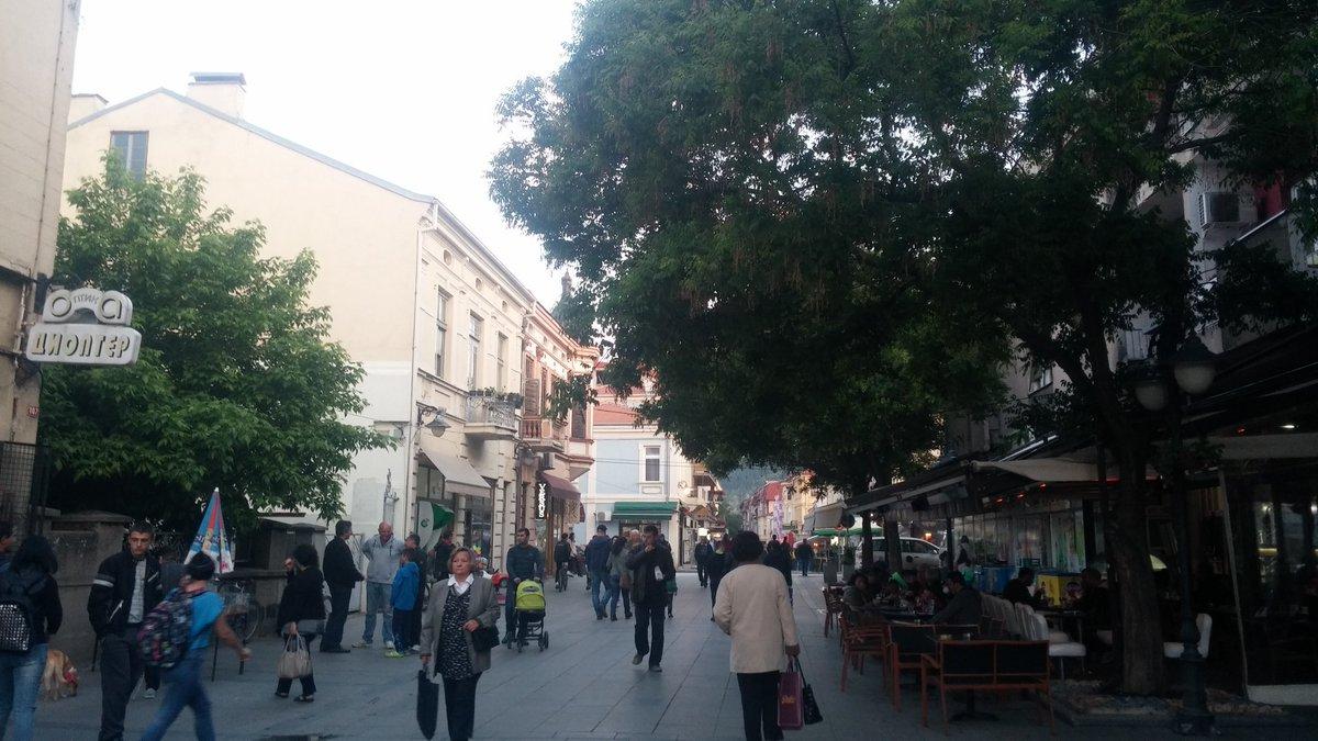 Ce sont les Turcs qui ont pris la ville en 1382 qui l'ont baptisé Monastir. https://t.co/ce40vRWnvG