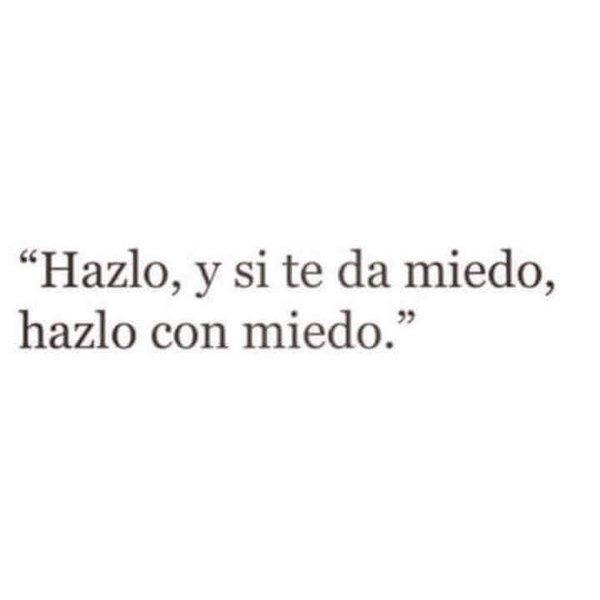 No lo dudes… hazlo. https://t.co/NhO6dUxBSk