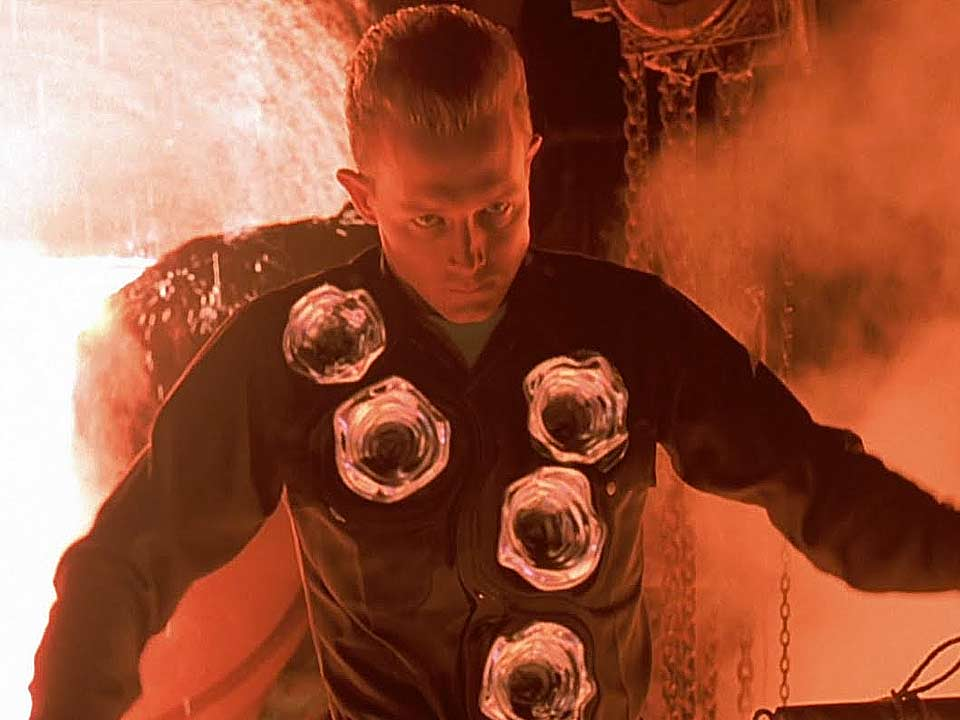 The Market Is Now T-1000