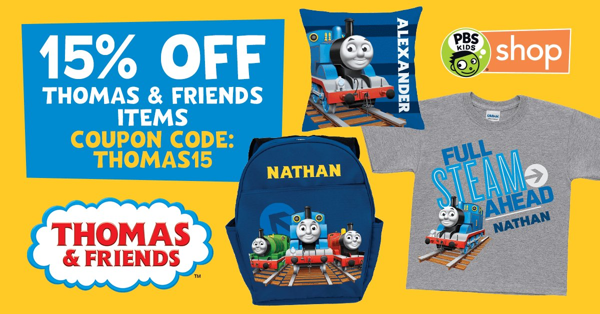 3d1826bdc67 15% off  thomasfriends on the official pbs kids shop now until 5 14 ...