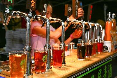[明日から開催] 「けやきひろば 春のビール祭り」さいたま新都心で - 北海道から沖縄まで300以上のビールをグビグビ -