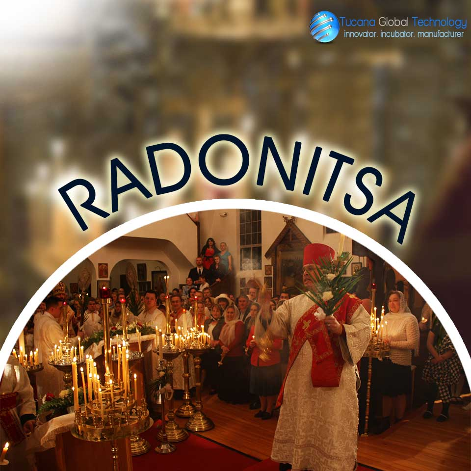 What date is Parents Day (Radonitsa) in 2019
