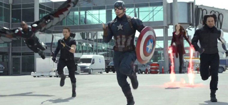 Captain America: Civil War Is Officially The Top Grossing Movie Of 2016 1