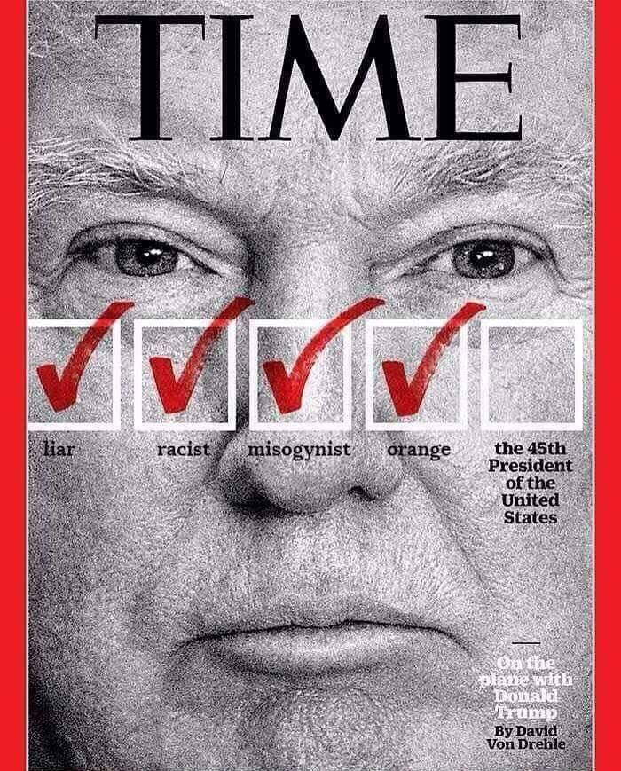 Congrats @TIME Self-explanatory cover ! https://t.co/wvFdCQdNMo