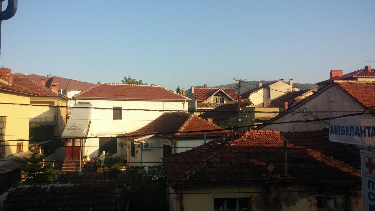 #1GM De bon matin à Bitola pour une journée sur les traces de mon arrière grand oncle, Breton du #FrontdOrient. https://t.co/UUVWEflRPD