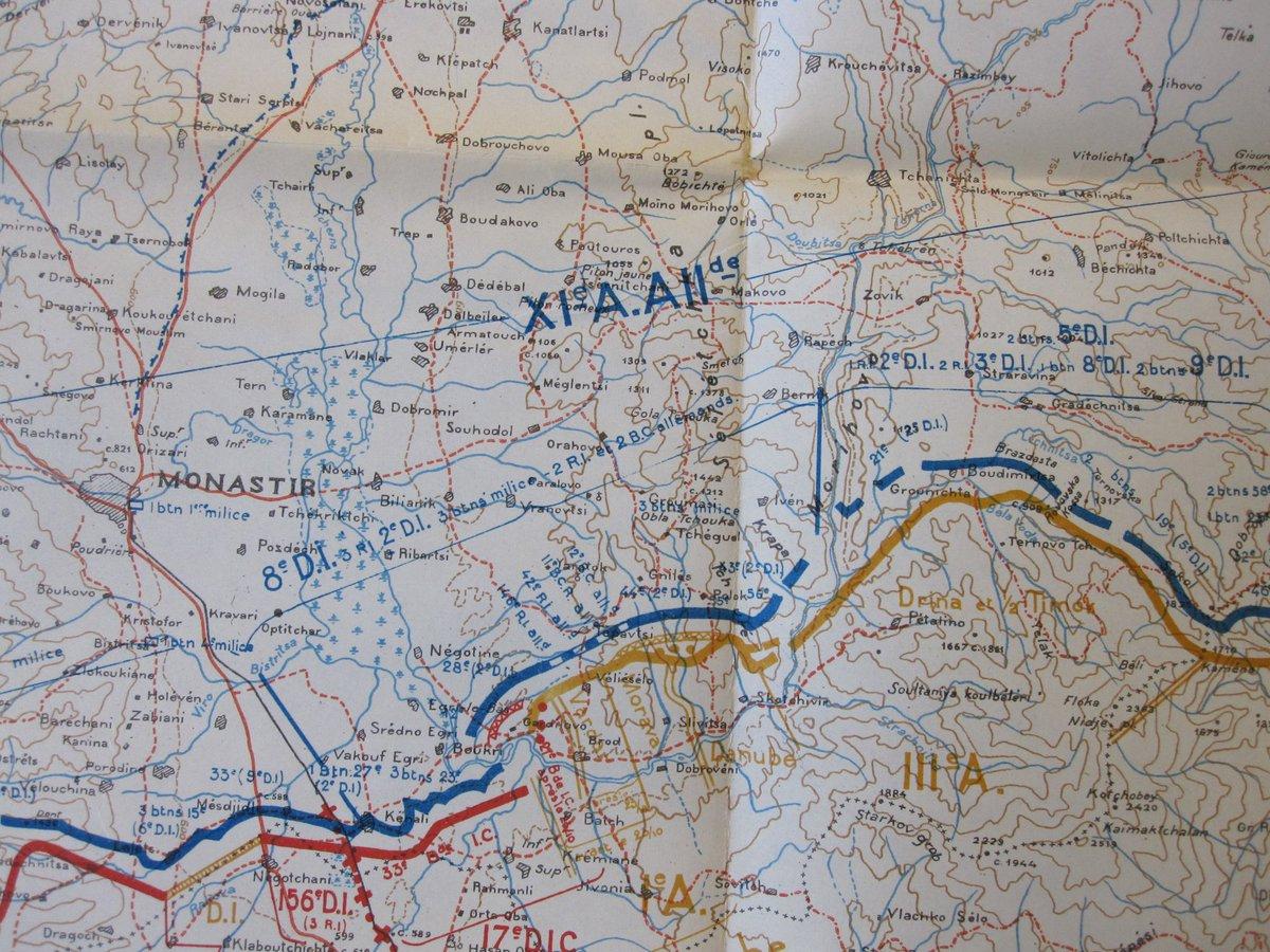 #1GM Nous partons à une vingtaine de kilomètres de Bitola (Monastir) à Slivica, lieu où il a été tué en nov 1916. https://t.co/S36ZwGd9jV