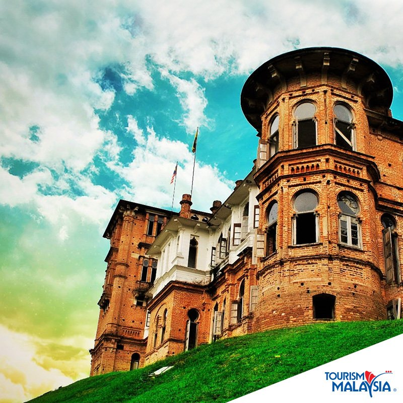 Dive into a world of lost #romance & and hidden secrets at Kellie's Castle, an unfinished mansion in #Perak! https://t.co/HbqdxjtaBz